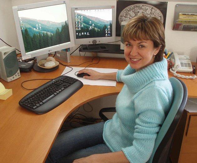 Architektka Radmila Vraníková z Kroměříže začala s podnikáním až po revoluci.
