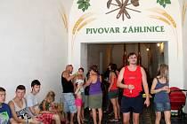 V Záhlinicích slavnostně otevřeli pivovar