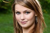 Nicol Ilenčíková zažila úspěšný rok 2015: půvabná studentka získala titul historicky první Miss Kroměříž.