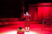 Cirkus Berousek vystupuje na kroměřížském výstavišti Floria