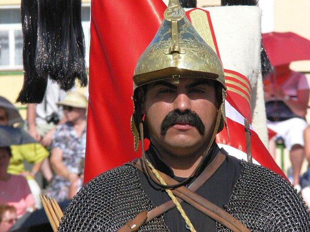 V Kroměříži se v sobotu 3. a v neděli 4. září konal Mezinárodní festival vojenských hudeb. Největším lákadlem byla turecká vojenská hudba Mehter.