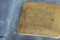 Kroměříž odhalila 16. dubna 2019 další 4 kameny zmizelých.