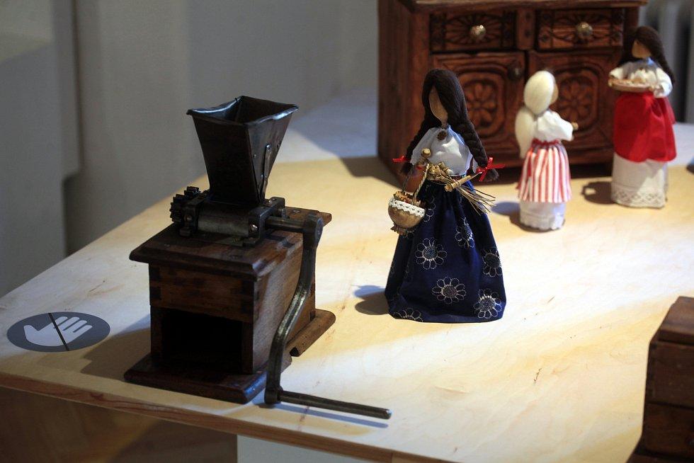 Výstava Mák v Muzeu Kroměřížska.