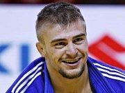 Kroměřížský judista David Klammert na mistrovství světa v Baku překvapivě vypadl už ve druhém kole.