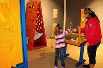 Zábavná i naučná expozice s názvem Hry a klamy je k vidění v Muzeu Kroměřížska.