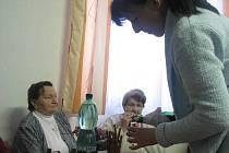 V Bořenovicích se 11. prosince konalo setkání seniorů obce
