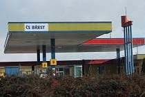 Břestskou čerpací stanici od prosince provozuje nová firma z Brna. Jméno benzínky hodlá napravit.