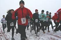 Bežecký závod Hulmenská desítka.