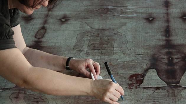 Na kroměřížském zámku vystaví během letošních Poutních dnů také kopii známého Turínského plátna.