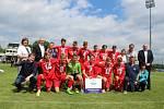 Celostátní finále Ligy základních škol v minifotbalu