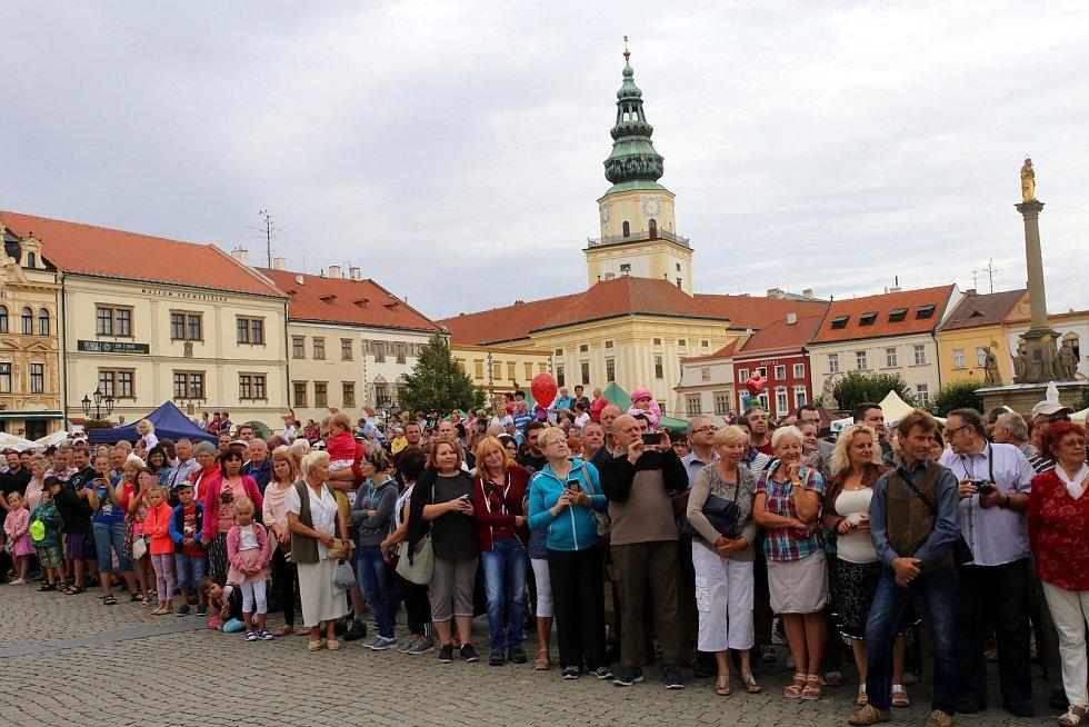 Dožínky Zlínského kraje 2017