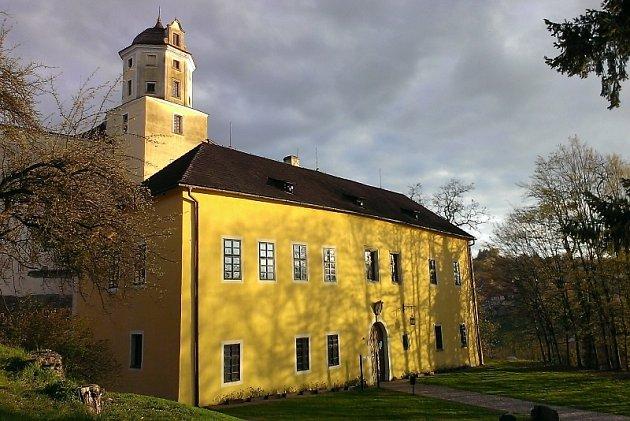 Hrad Malenovice.