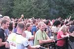 V pátek 7. a v sobotu 8. 8. 2009 ovládal rekreační areál Kamínka u Roštína už čtrnáctý ročník Slavností piva. Po oba dny návštěvníky těšili rockoví interpreti, například Clou, Horkýže Slíže, Doga, Tři Sestry nebo David Koller