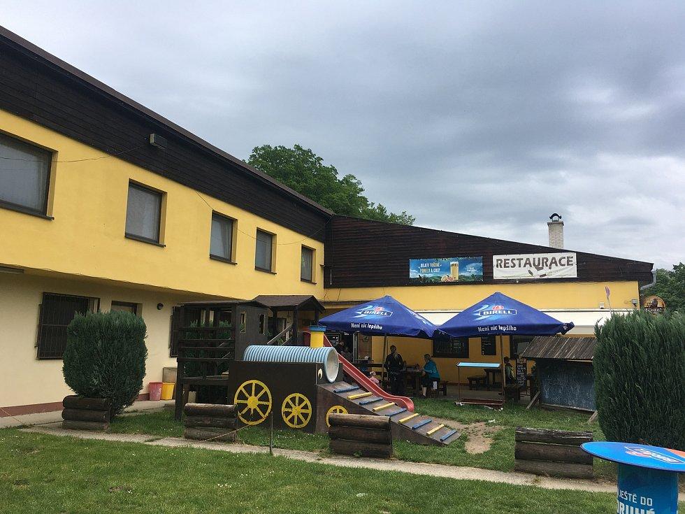 Zahrádka Sportaeálu Kvasice.