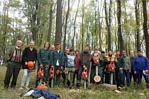 Nová škola v Kroměříži vychovává budoucí lesníky. Prozatím 17 studentů pochází z celé Moravy.