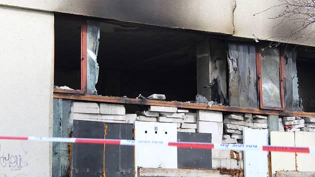Při požáru v bývalé kotelně našli dva mrtvé