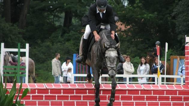 V sobotu 20. června 2009 se na kroměřížské Pionýrské louce konaly závody koní O pohár města Kroměříže