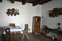 . Muzeum ukáže, jak vypadala kdysi kovárna a byt kováře.