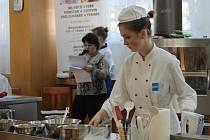 Střední škola hotelová a služeb Kroměříž pořádala pátý ročník soutěže Gastro Kroměříž, která se konala 18. a 19. března a soutěžilo se v kategoriích zaměřených na kuchaře, cukráře, baristy či sommeliéry.