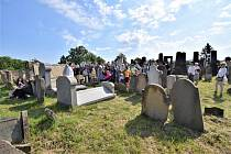Mimořádná komentovaná prohlídka židovského hřbitova.