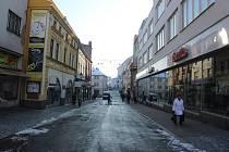 Během rekonstrukce, kterou na příští rok plánuje kroměřížská radnice, by tamní Vodní ulice měla dostat zcela nový povrch.