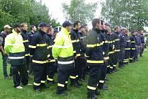 Sbor dobrovolných hasičů v Soběsukách oslavil v sobotu šedesát let od svého založení.
