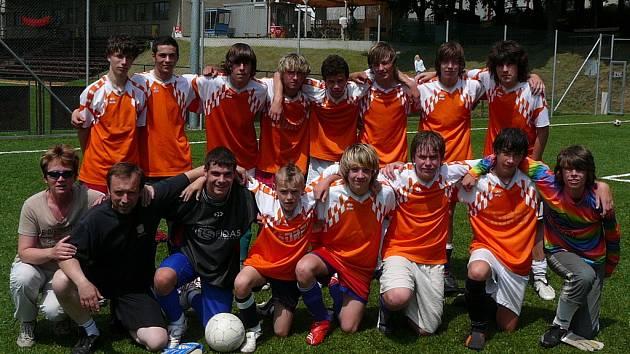 Žáci Morkovic dosáhli letos ve školních turnajích výborných výsledků.