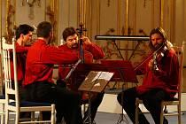 Graffovo kvarteto zahrálo na Poctě Bohuslavu Martinů