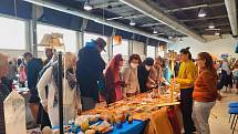 Šperkařský festival a rukodělné trhy na kroměřížském výstavišti Floria.
