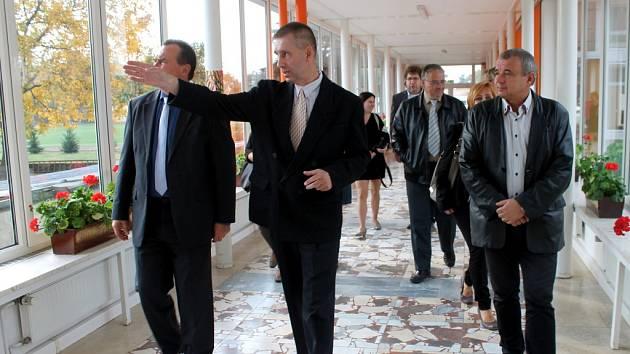 V Holešově zkolaudovali opravenou 3. základní školu.