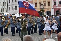 Festival vojenských hudeb se letos v Kroměříži neuskuteční.