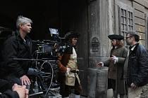Na Arcibiskupském zámku se natáčí dánsko-česko-norsko-švédský koprodukční film s názvem Tordenskiold.