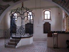 Židovská synagoga v Holešově nabízí v pátek 11.12. noční prohlídku.