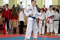 Národní pohár Českého svazu karate Goju Ryu v Kroměříži
