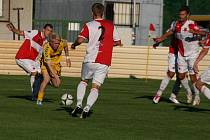 Fotbalisté Hanácké Slavie