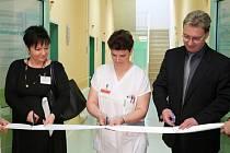 Nové oddělení ošetřovatelské péče otevřela ve čtvrtek 30. března kroměřížská nemocnice: oddělení, kde by se doléčovali pacienti po akutní léčbě, jí dosud chybělo.