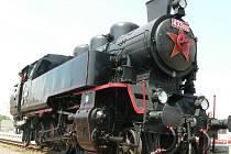 Parní lokomotiva Matěj
