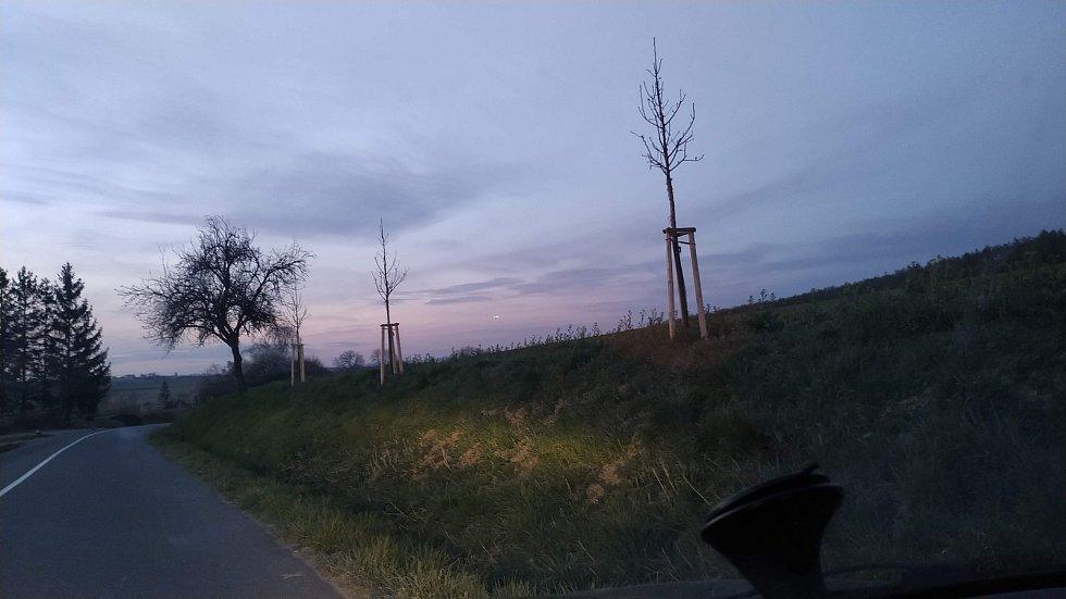 UFO v Kroměříži, 10. dubna 2020