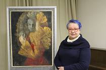 Výtvarnice Taťána Havlíčková