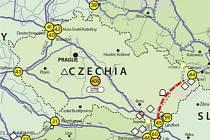 Stavba plynovodu Moravia je naplánována už několik let.