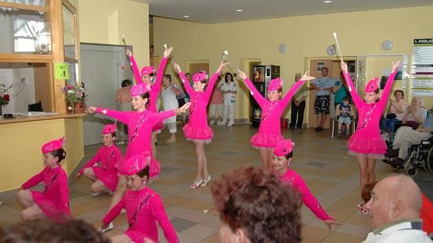 Sedm družstev z regionu soutěžilo ve středu v Domově pro seniory.