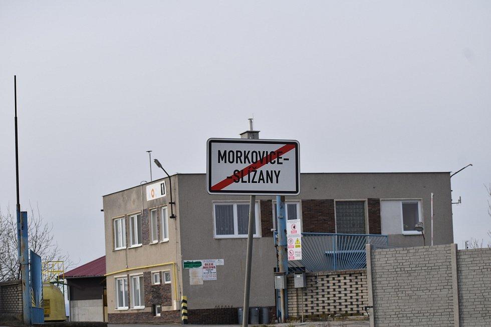 Morkovice, březen 2021