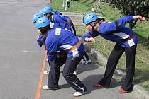 Z dobrovolných hasič§ z Loukova se na soutěžích nejvíce daří ženám.