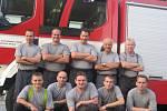 V pátek 4. července sloužila redaktorka Kroměřížského deníku směnu s profesionálními hasiči.