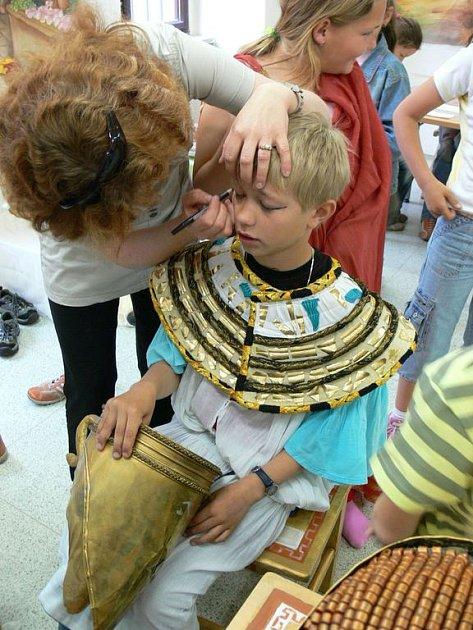Muzeum učí o egyptu neobvykle
