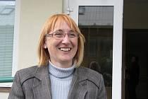 Kroměřížská místostarostka Olga Sehnalová je kandidátkou za ČSSD ve volbách do Evropského parlamentu.