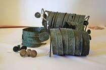 Holešovské šperky budou zapůjčeny na výstavu do Uherského Hradiště