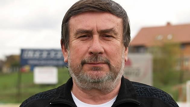Bývalý trenér Hanácké Slavie Kroměříž Jaroslav Baďura