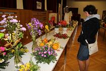 Výstava ovoce, zeleniny, včelích produktů a květin ve Zdounkách