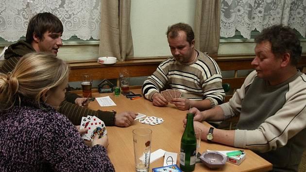 Vánoční turnaj v prší na Rusavě
